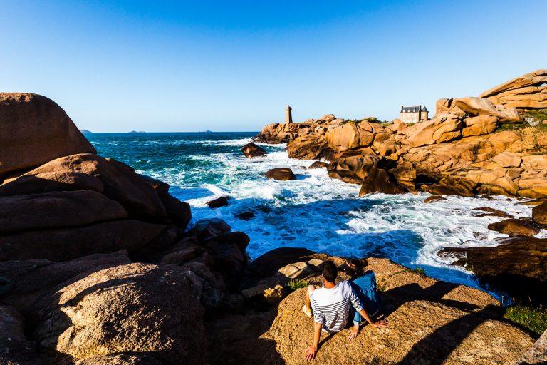 Ploumanac'h et la Côte de Granit Rose, sites incontournables pour voyage en Groupe