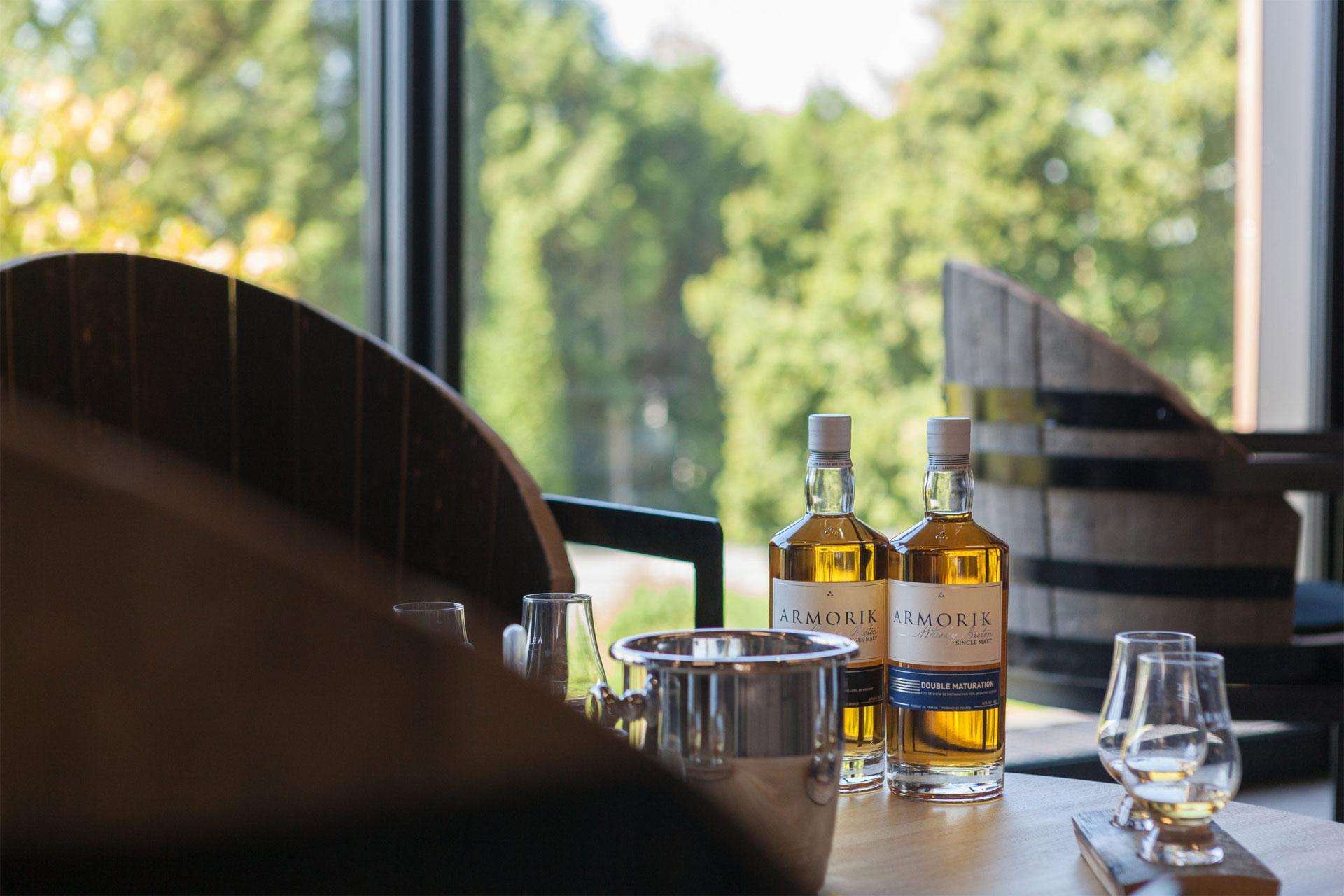 La Distillerie Warenghem à Lannion