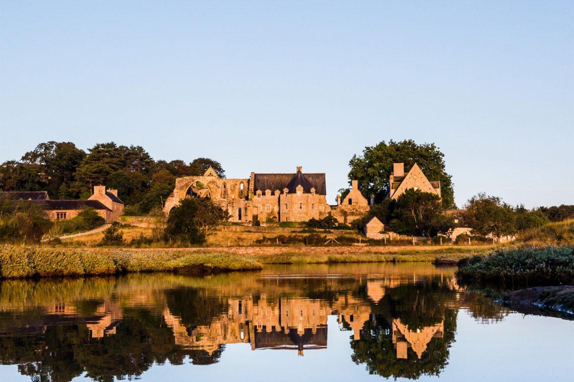 Abbaye maritime de Beauport - Visite Groupe