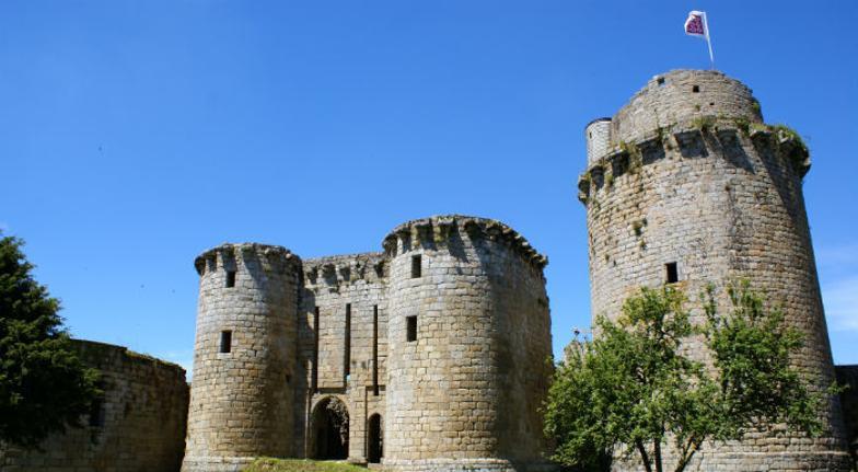 Visite Groupe Château de Tonquédec