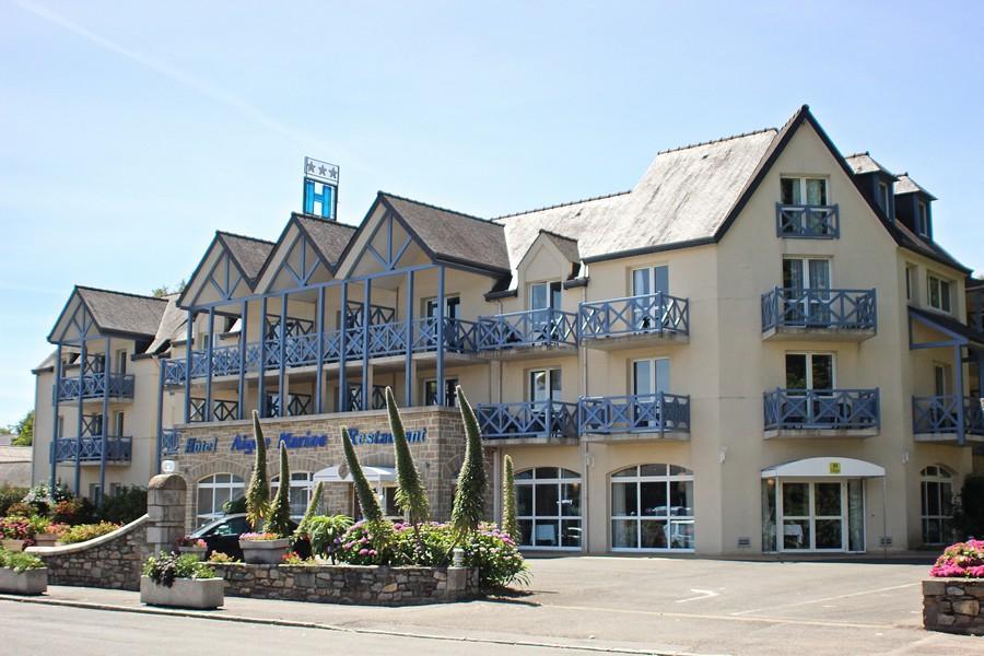 Les hôtels groupes en Côtes d'Armor